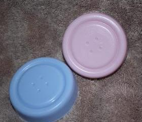 Cute as a Button Soap