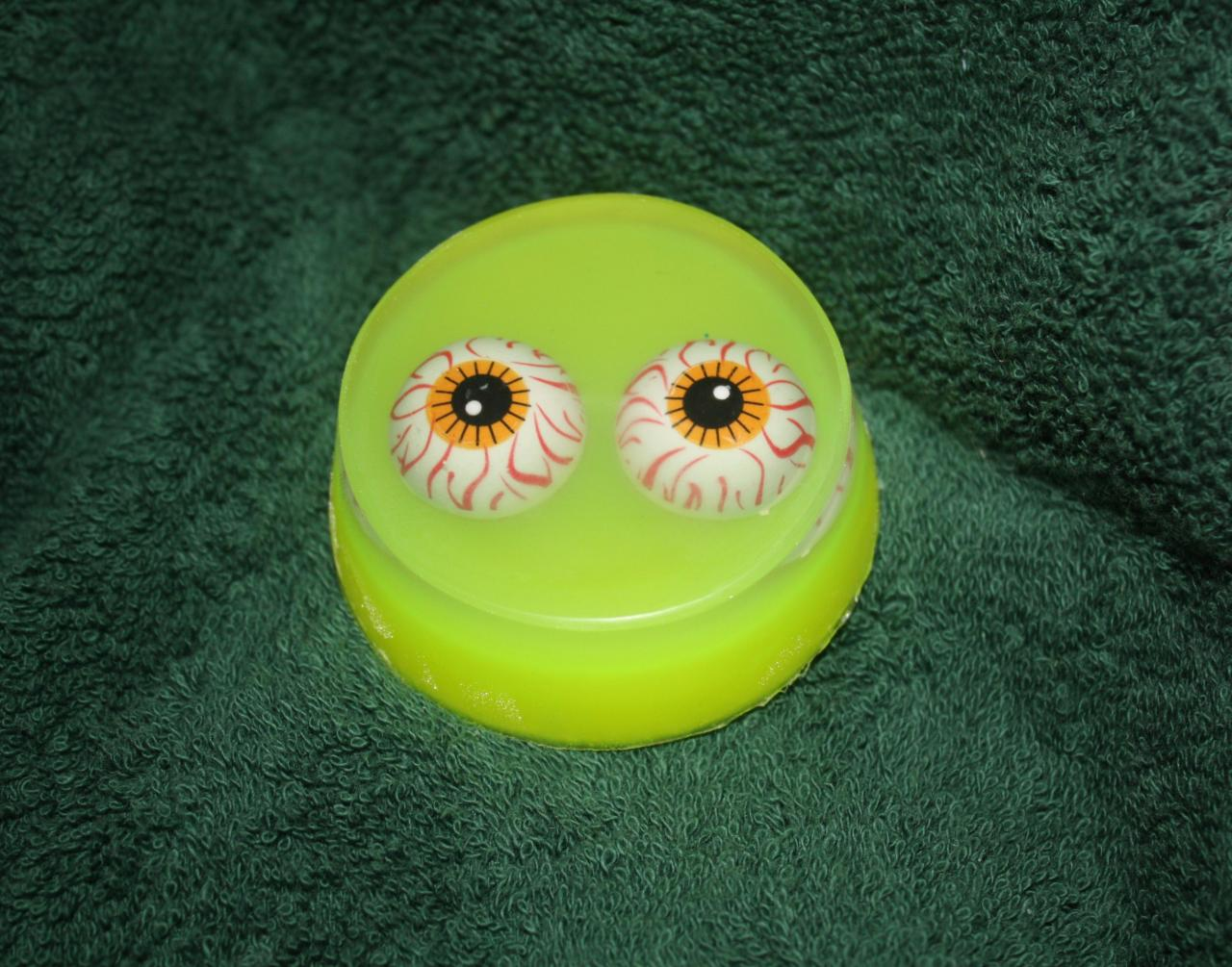 Eyes of the Zombie Soap