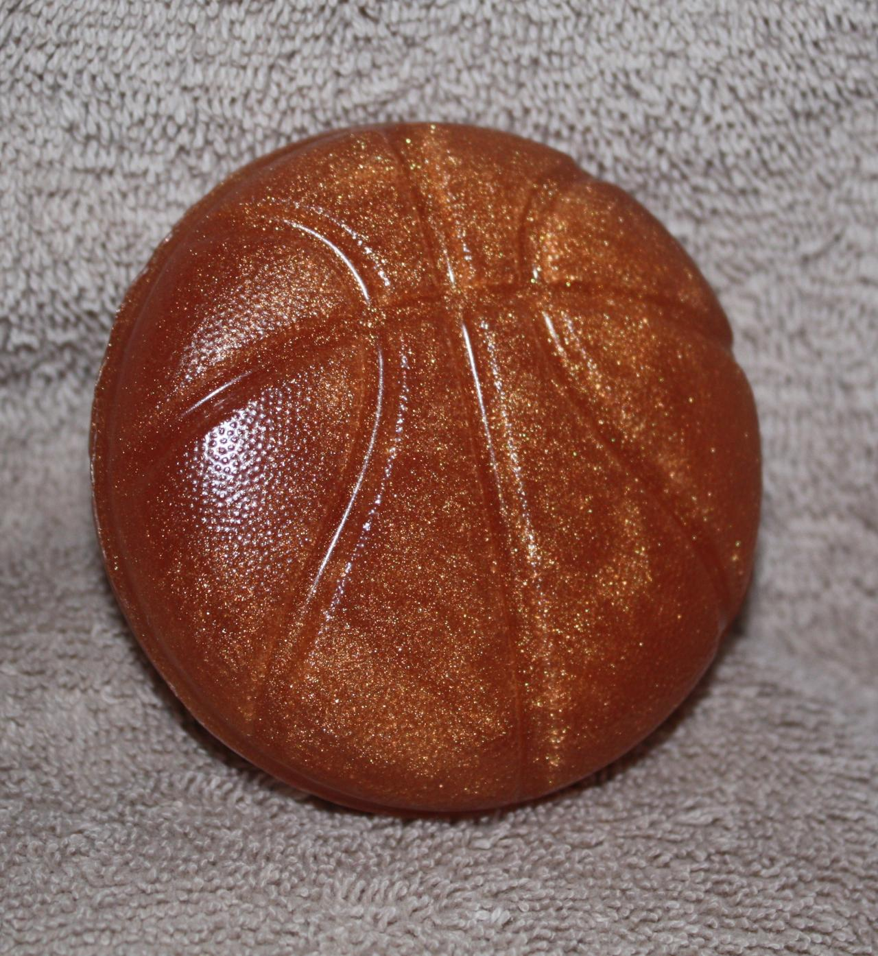 Basketball Soap